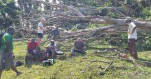 Update on Segment One - Post Hurricane Maria